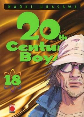 """Afficher """"20th century boys n° 18"""""""