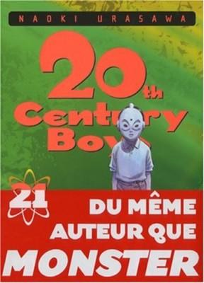 """Afficher """"20th century boys n° 21"""""""