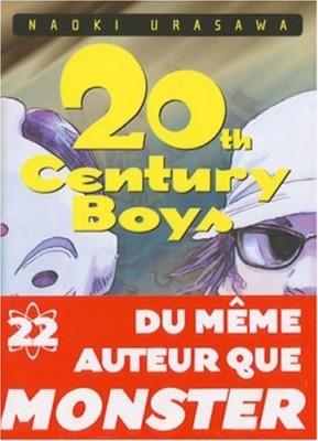 """Afficher """"20th century boys n° 22"""""""