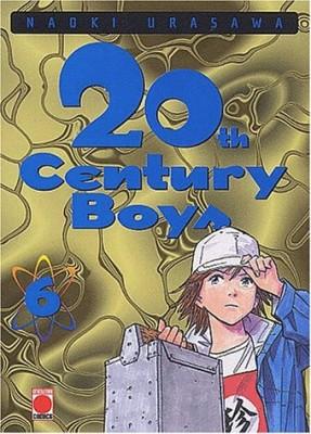 """Afficher """"20th century boys n° 6"""""""