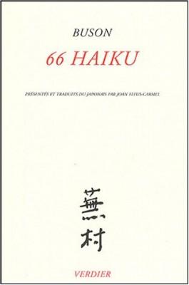 vignette de '66 haiku (Buson Yosa)'
