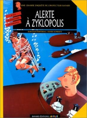 """Afficher """"Enquêtes de l'inspecteur Bayard (Les) n° 8 Alerte à Zyklopolis"""""""