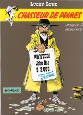 "Afficher ""Lucky Luke n° 8 Chasseur de primes"""