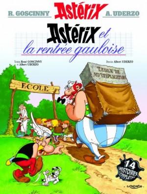 """Afficher """"une aventure d'Astérix n° 32 Astérix et la rentrée gauloise"""""""