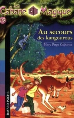 """Afficher """"Cabane magique (La) n° 19 Au secours des kangourous"""""""