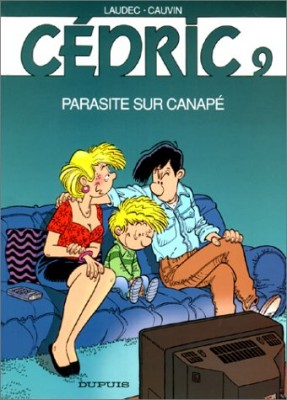 "Afficher ""Cédric n° 9 Cédric."""