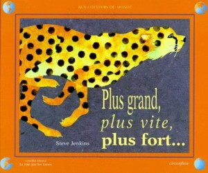 "Afficher ""Plus grand, plus vite, plus fort"""