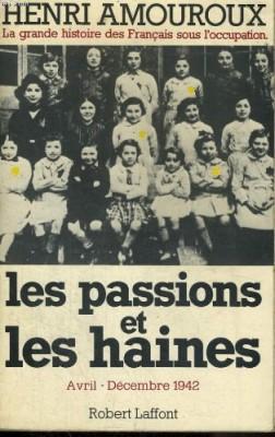"""Afficher """"La Grande histoire des Français sous l'occupation , tome 5"""""""
