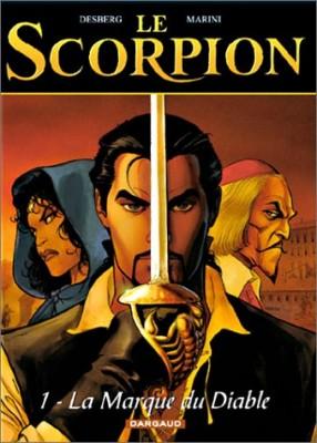 vignette de 'Le Scorpion n° 1<br /> La marque du diable (Marini)'
