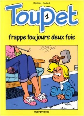 """Afficher """"Toupet n° 1Toupet frappe toujours deux fois"""""""