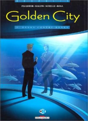 """Afficher """"Golden city n° 2Banks contre Banks"""""""