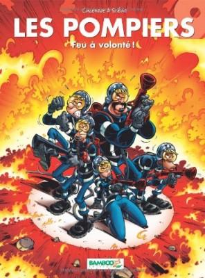 """Afficher """"Pompiers (Les) n° 9 Feu à volonté !"""""""