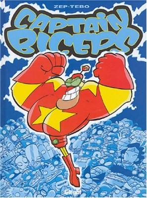 """Afficher """"Captain Biceps n° 1 L'invincible"""""""