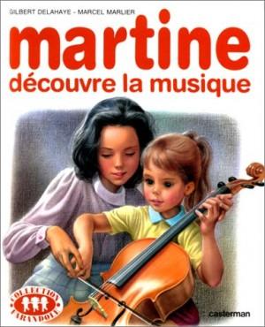 """Afficher """"Martine découvre la musique"""""""