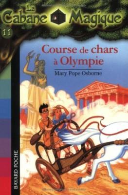 """Afficher """"Cabane magique (La) n° 11 Course de chars à Olympie"""""""