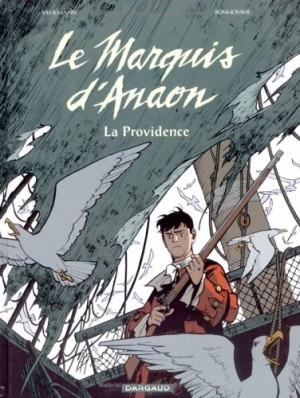 """Afficher """"Le marquis d'Anaon n° 3 La """"Providence"""""""""""