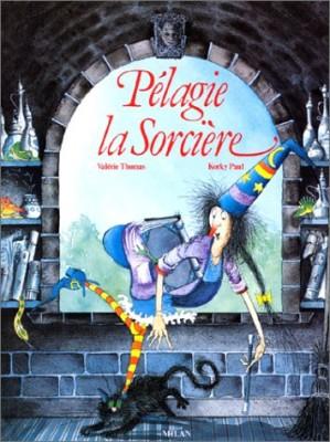 """Afficher """"Pélagie la sorcière"""""""