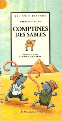 "Afficher ""Comptines des sables"""