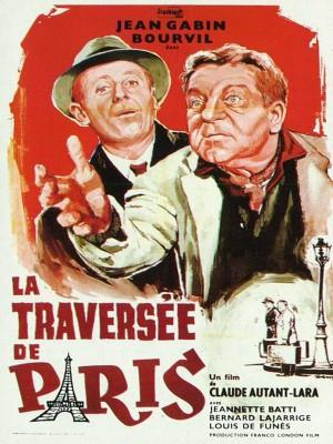 """Afficher """"Traversée de Paris (La)"""""""