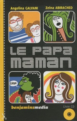 """Afficher """"Taille L n° 1 Le papa-maman"""""""