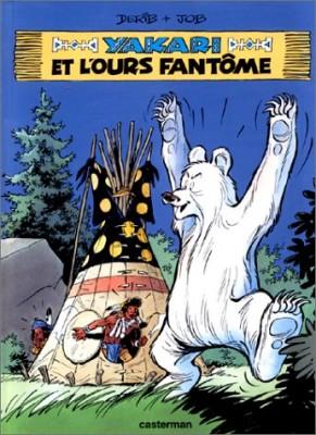 """Afficher """"Yakari n° 24 Yakari et l'ours fantôme"""""""