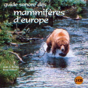 "Afficher ""Guide sonore des mammifères d'Europe"""