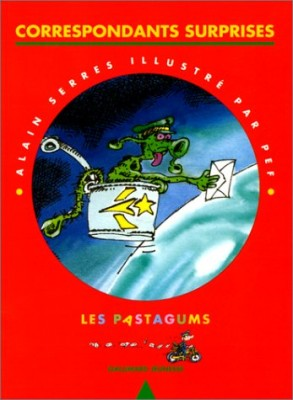 """Afficher """"Les Pastagums. n° 3Correspondants surprises"""""""