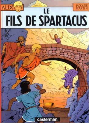 """Afficher """"Alix n° 12 Le Fils de Spartacus"""""""