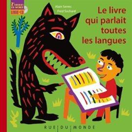 vignette de 'Le livre qui parlait toutes les langues (Alain Serres)'