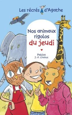 """Afficher """"Les récrés d'Agathe n° 3 Nos animaux rigolos du jeudi"""""""