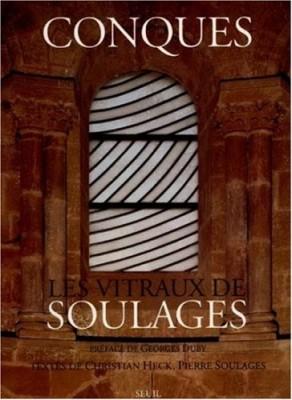 """Afficher """"Conques, les vitraux de Soulages"""""""