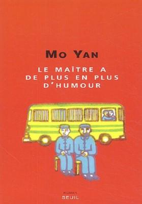 """Afficher """"Le maître a de plus en plus d'humour"""""""