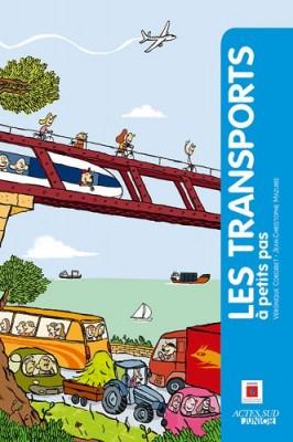 """Afficher """"Les transports à petits pas"""""""
