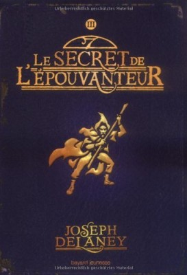 """Afficher """"L'Épouvanteur Le secret de l'épouvanteur"""""""