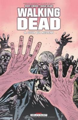 """Afficher """"Walking dead n° 9 Ceux qui restent"""""""
