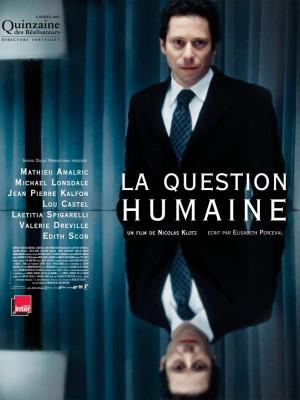 """Afficher """"question humaine (La)"""""""
