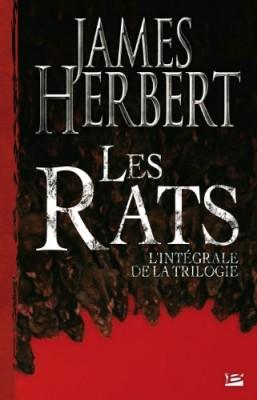 vignette de 'Les rats (James Herbert)'