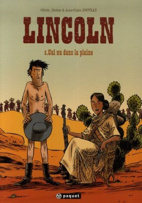 vignette de 'Lincoln n° 5<br />Cul nu dans la plaine (Olivier Jouvray)'