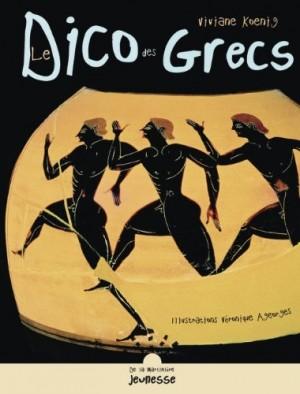 """Afficher """"Le dico des Grecs"""""""