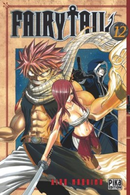 "Afficher ""Fairy Tail n° 12"""