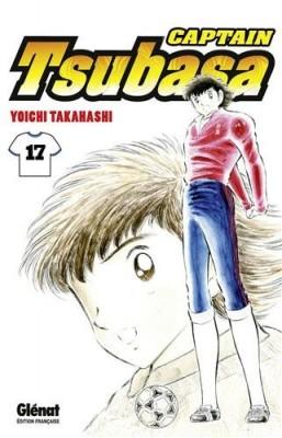 """Afficher """"Captain Tsubasa n° 17 Le Retour du front !!"""""""
