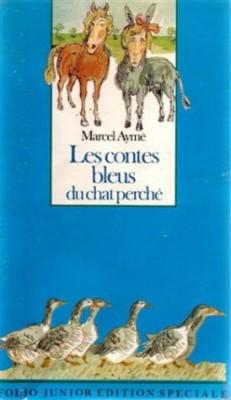 """Afficher """"Les Contes bleus du chat perché"""""""