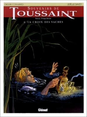 """Afficher """"Souvenirs de Toussaint n° 4 La croix des vaches"""""""