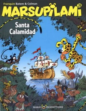 "Afficher ""Marsupilami n° 26 Santa Calamidad"""