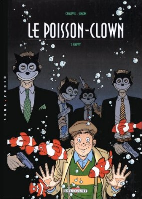 "Afficher ""Le Poisson-Clown n° 1 Happy"""