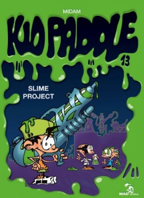 "Afficher ""Kid Paddle n° 13 Slime project"""
