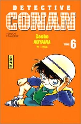"""Afficher """"Détective Conan n° 6 Détective Conan."""""""