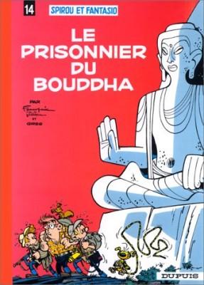 """Afficher """"Spirou et Fantasio n° 14 Le prisonnier du bouddha"""""""