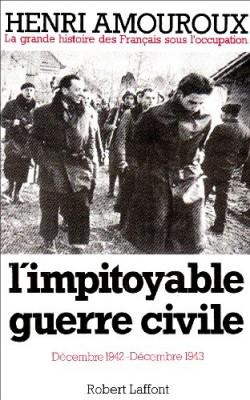 """Afficher """"La Grande histoire des Français sous l'occupation , tome 6"""""""