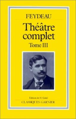 """Afficher """"Théâtre complet . n° 3 Théatre complet."""""""
